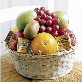 Canasto de Fruta Fresca