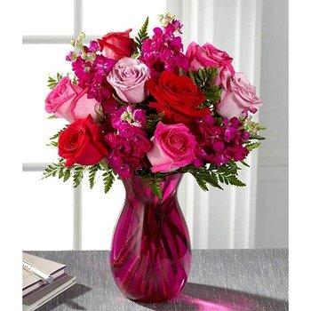 El Ramo de Rosas de FTD® Puro Romance™