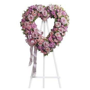 Corazón Jardín de Rosas