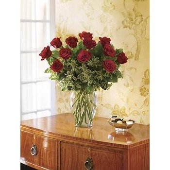Arreglo de Una Docena de Rosas