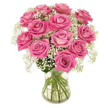 Amor Dulce en Rosado (Jarrón no incluido)