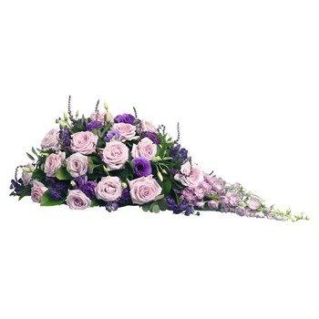 Ramo Funeral Lilac