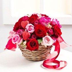 Arreglo Floral Dïa de Valentín