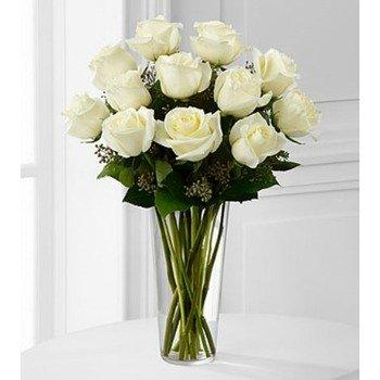 El Ramo de Rosas Blancas de FTD®