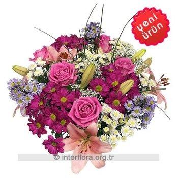Ramo de Flores Cortadas (Jarrón no incluido)
