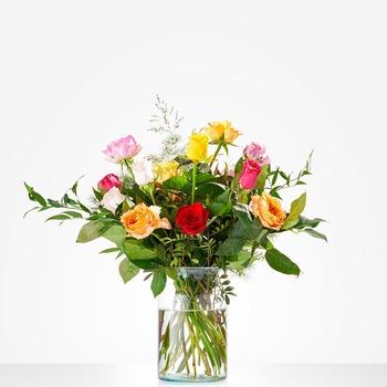 Una Rosa para Ti (jarrón no incluido)