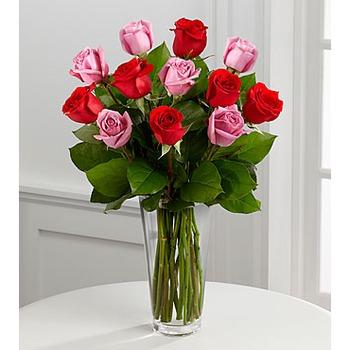 FTD Ramo de Rosas Romance Verdadero