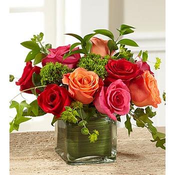 El Ramo de Rosas de FTD® Vida de Opulencia™
