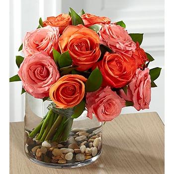 El Ramo de Rosas de FTD® Encantadora Belleza™