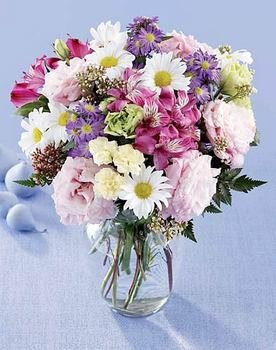 Arreglo de Flores Frescas